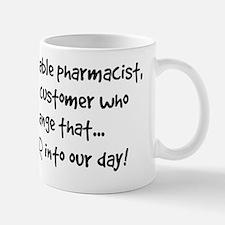 stable pharmacist Mug