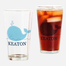 Little Whale Blanket - Keaton Drinking Glass