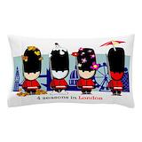 British Pillow Cases