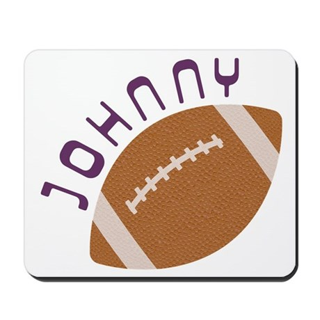 Johnny Football Mousepad
