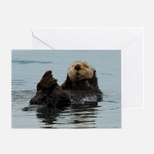 MP_Otter_11 Greeting Card