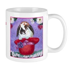 Red Hat Rabbit Mug