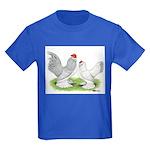 Self Blue d'Uccle Pair Kids Dark T-Shirt