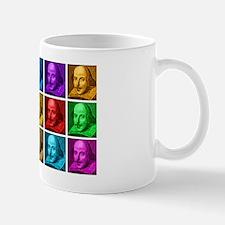 Pop Art Shakespeare Mug