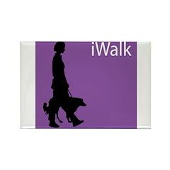IWalk Rectangle Magnet
