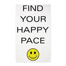 Find Your Happy Pace 3'x5' Area Rug