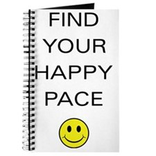 Find Your Happy Pace Journal