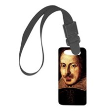 Shakespeare-iphone5 Luggage Tag
