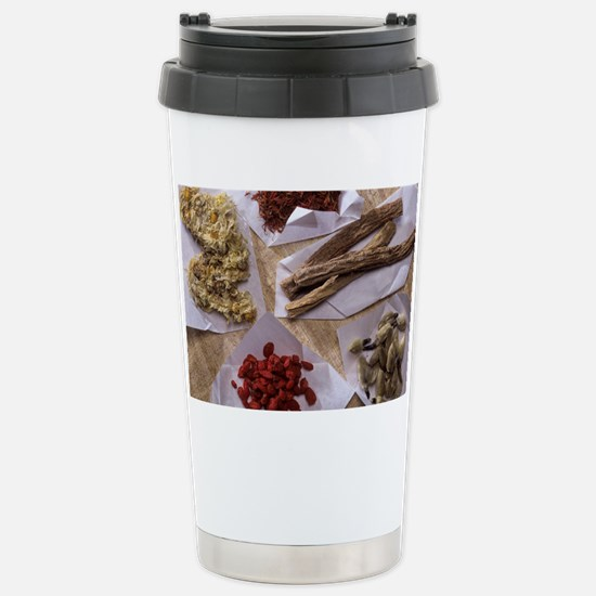 Traditional Chinese med Stainless Steel Travel Mug