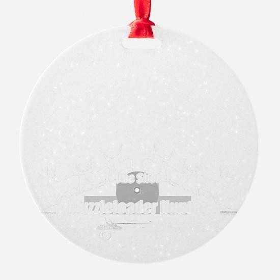 Muzzleloader Ornament