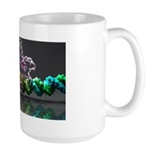 Transcription factor and DNA molecules Mug