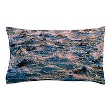 Triathlon swimmers Pillow Case