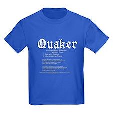 Definition of Quaker T