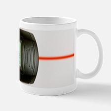 Ultrasonic tape measure Mug