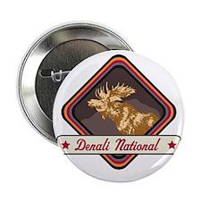 "Denali Pop-Moose Patch 2.25"" Button"