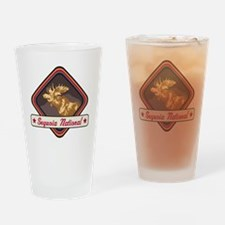 Sequoia Pop-Moose Patch Drinking Glass