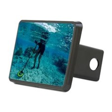 Underwater metal detecting Hitch Cover