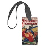 Aircraft mechanic Luggage Tags