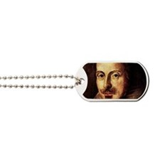 Shakespeare-clasp Dog Tags