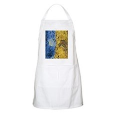 Van Gogh Wheatfield with Crows Apron
