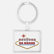 Da Bronx Landscape Keychain