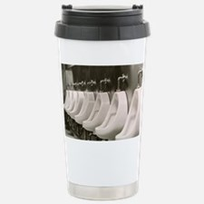 Urinals Travel Mug