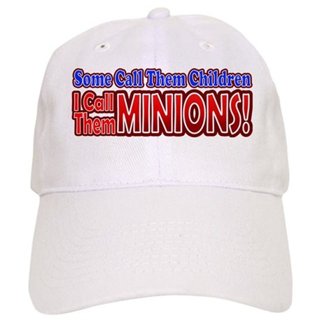 Children Call Them Minions Cap