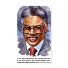 Thomas Sowell Sociology Rectangle Car Magnet