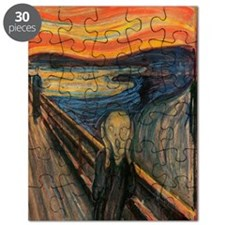 The Scream Puzzle