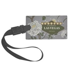 Wedding In Las Vegas Luggage Tag