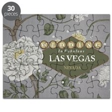 Wedding In Las Vegas Puzzle