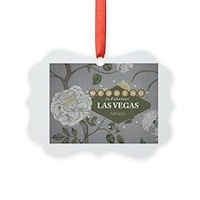 Wedding In Las Vegas Ornament