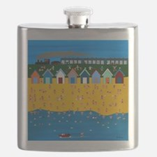 We are on holiday Flask