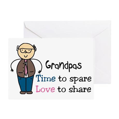 Grandpas Greeting Card