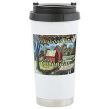 Vagabond Boy Calendar C Travel Coffee Mug