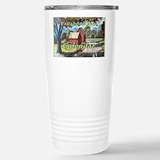 Vagabond Boy Calendar C Travel Mug