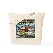 Vagabond Boy Calendar Cover Tote Bag
