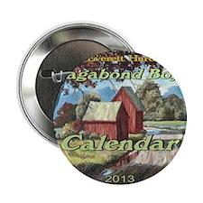 """Vagabond Boy Calendar Cover 2.25"""" Button"""