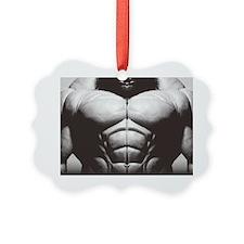 Muscle Torso Ornament