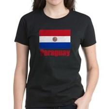 Paraguay Flag Tee
