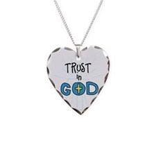 Trust In God Necklace