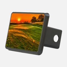 Sunrise over 15 green Hitch Cover