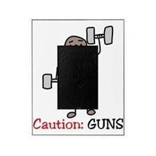 Caution Picture Frame
