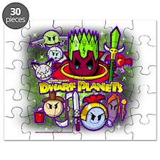 DWARF PLANETS - Puzzle