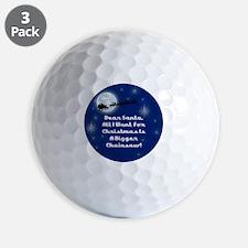 biggger Golf Ball