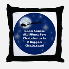 biggger Throw Pillow