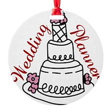 Wedding Planner Ornament