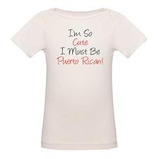 Im So Cute Puerto Rican T-Shirt