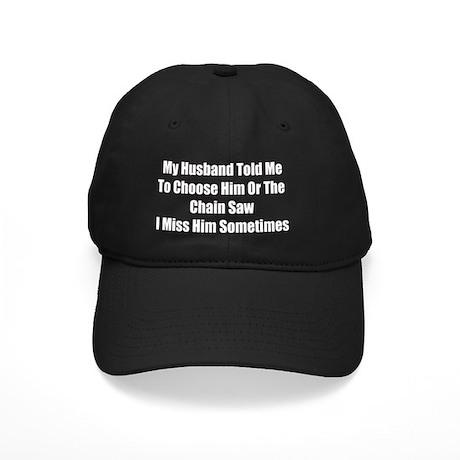 saw or husbandw Black Cap