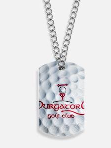 Purgatory Golf Club logo golf ball Dog Tags